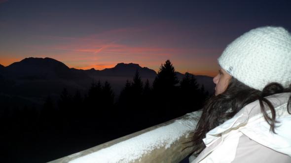 La Clusaz, mon retour au ski