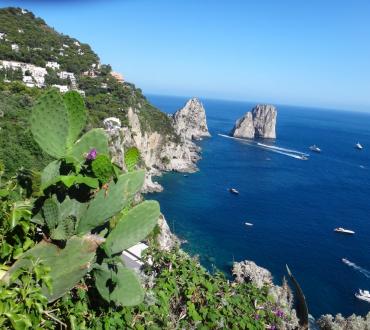 Capri, c'est fini …