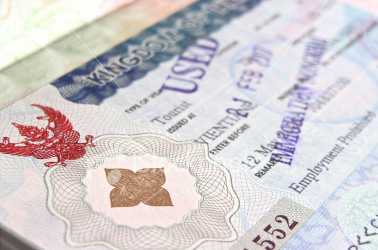 Visa thaï et permis international