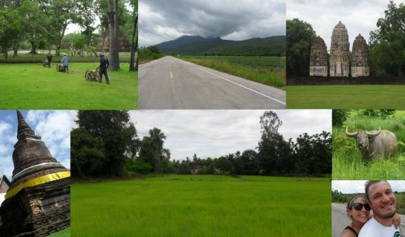 Ayutthaya et Sukhothai