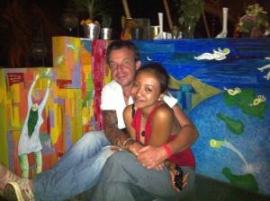 Alex et Eka du Warung Bale