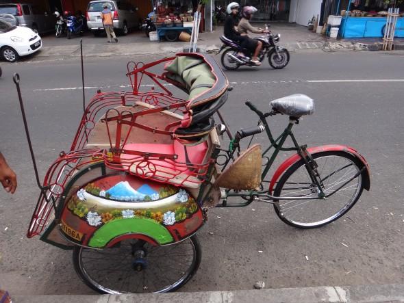 Jakarta et Yogyakarta, premiers pas en Indonésie