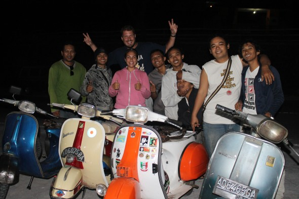 Mon plus beau souvenir d'Indonésie : Solo