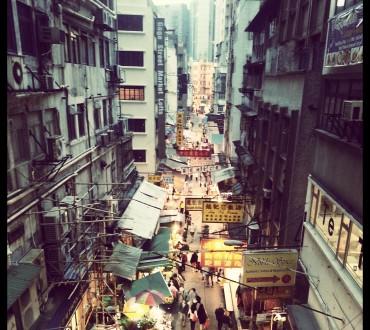 Hong Kong, l'île de la tentation