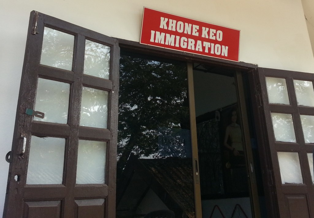 Immigration Laos