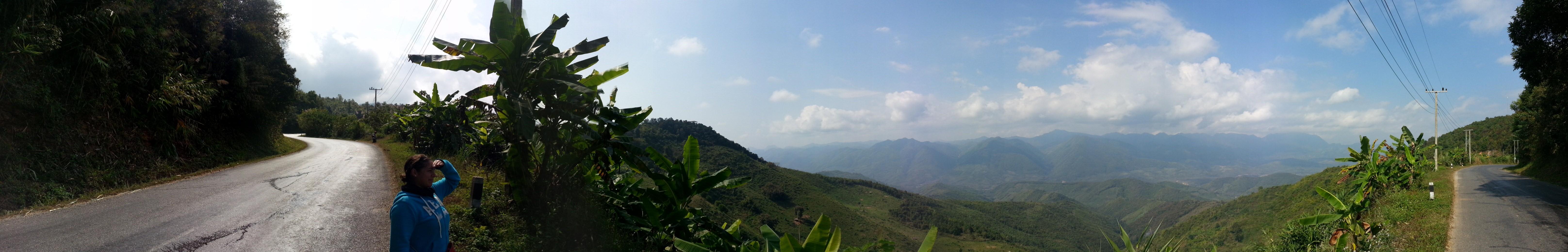 Paysage du Laos