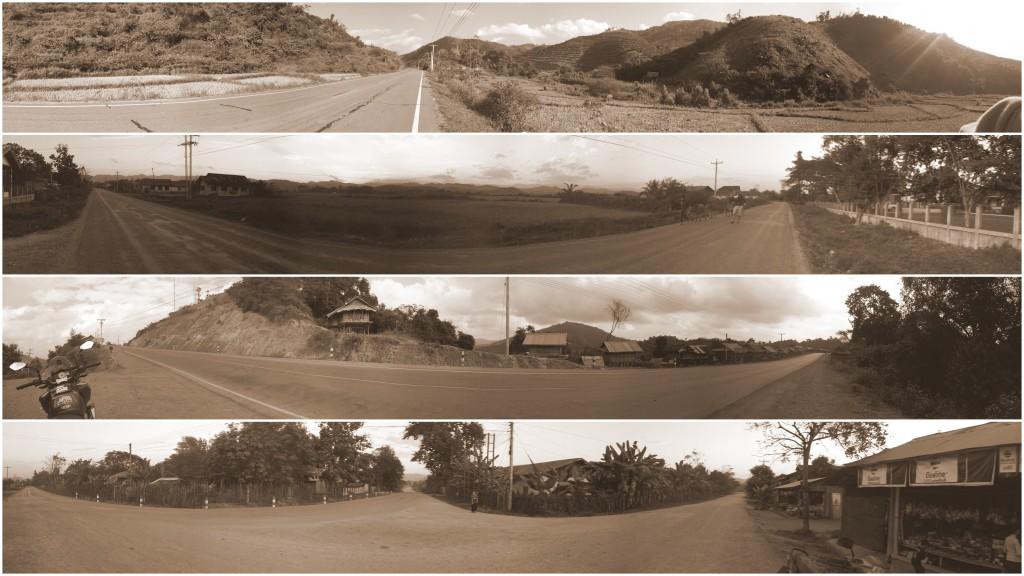 Paysages de Luang Namtha