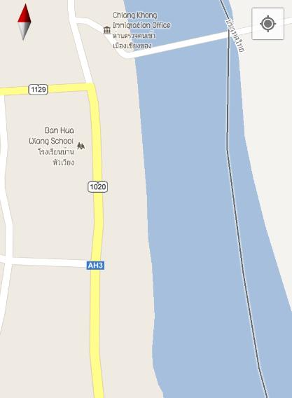 Port de Chiang Khong