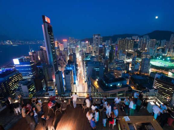Wooloomooloo Bar HK