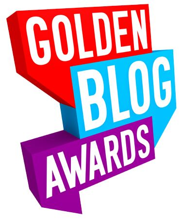 Logo des Golden Blog Awards