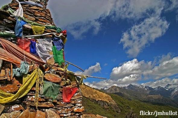Un jour j'irai au Bhoutan