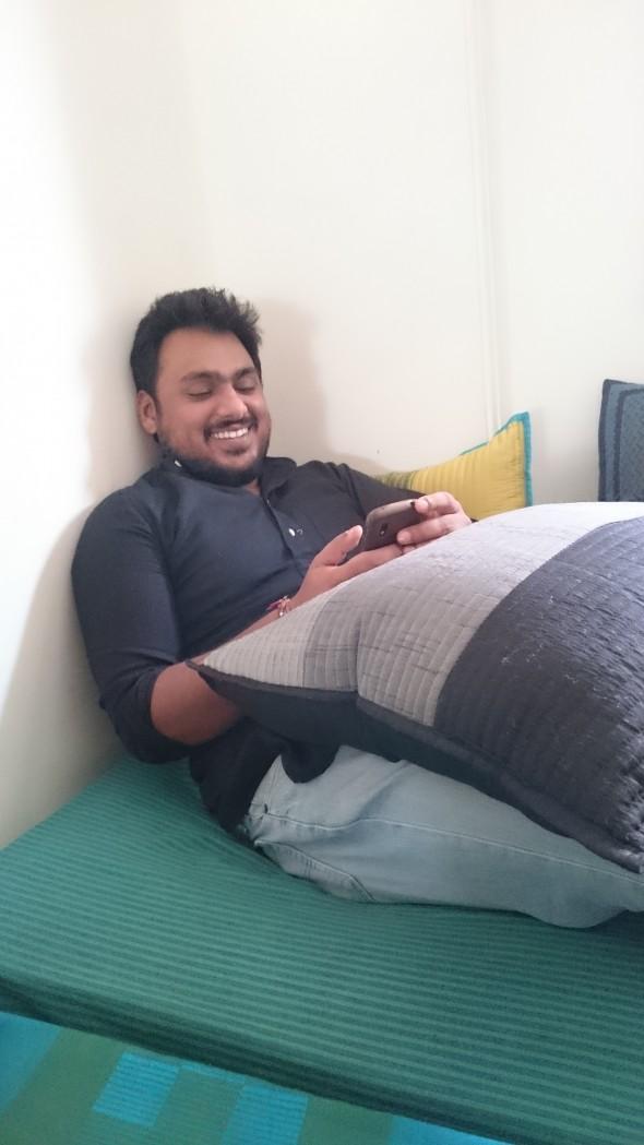 Mayank Shrivastava de The Madpackers