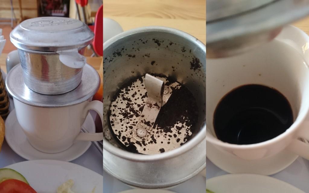 Un délicieux café made in Vietnam