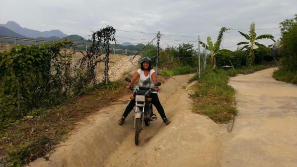 Découvrir le Vietnam en moto
