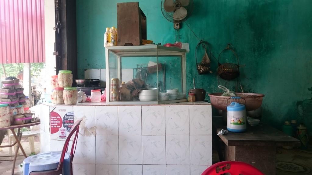 C'est dans ce type de cadre que la magie culinaire vietnamienne opère