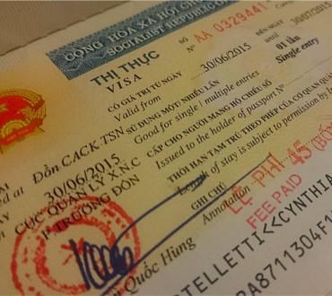 Comment obtenir un visa pour le Vietnam?