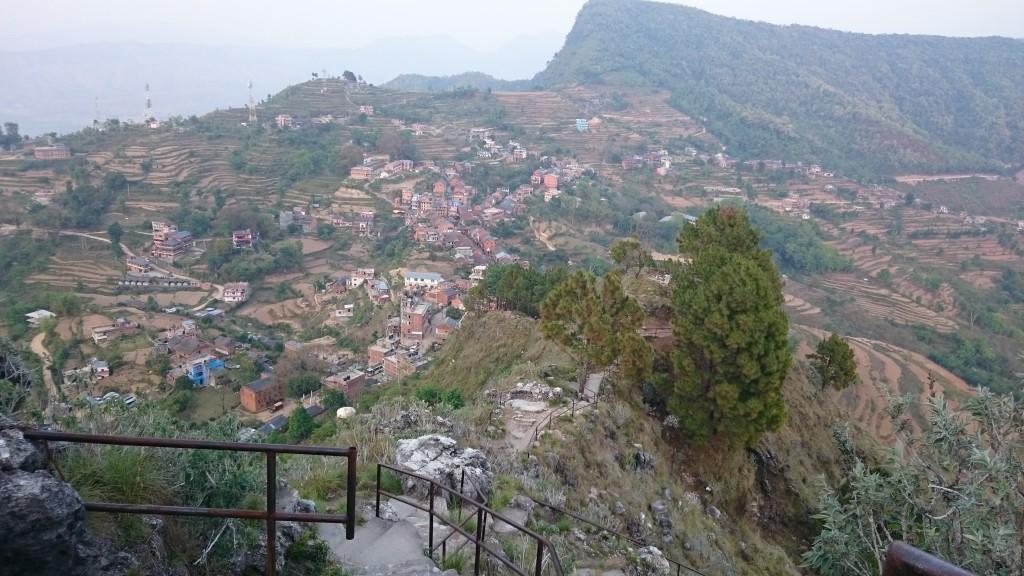 Vue sur Bandipur