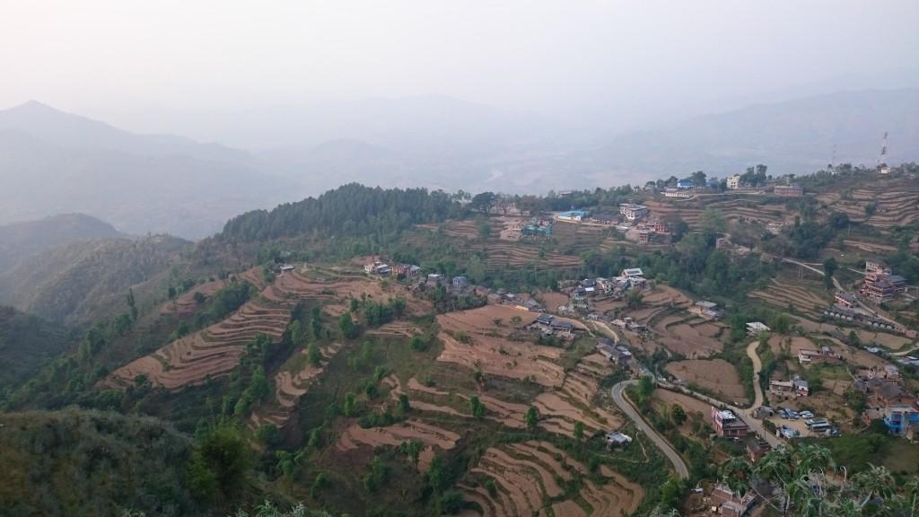 Une autre vue du village :-)