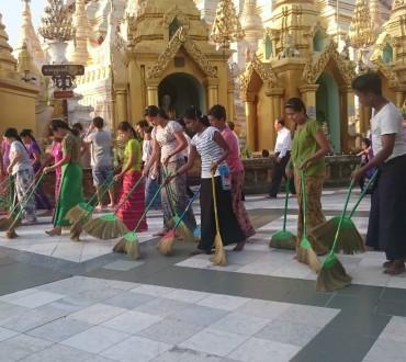 Mingalaba Rangoon