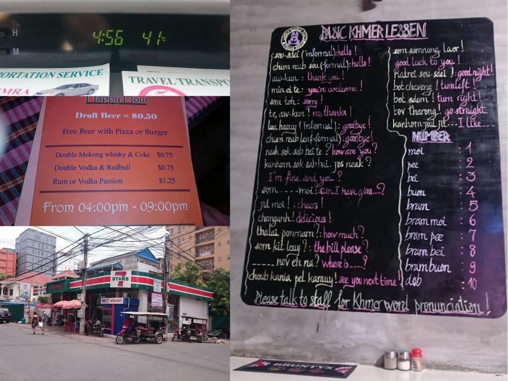 Aperçus de Phnom Penh