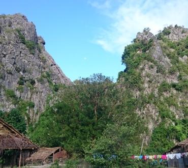 Les environs de Mawlamyine