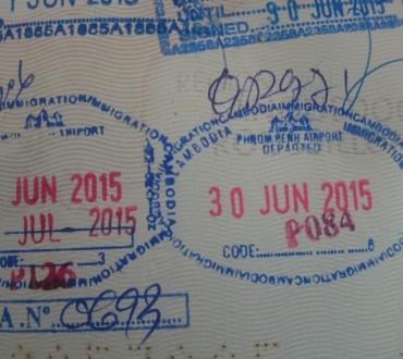 Comment obtenir un eVisa tourisme pour le Cambodge