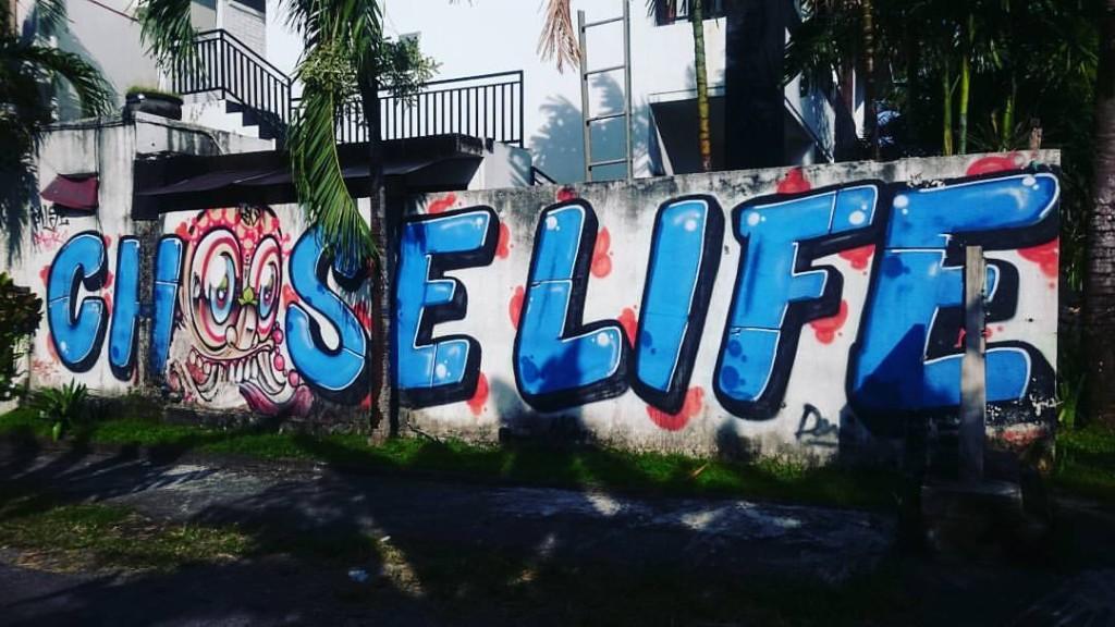 Choose Life Bali