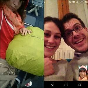 L'avantage avec le décalage horaire c'est qu'à 3h du matin, les copains sont dispos pour un Skype ! :-D